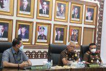 Kejati-KPK perkuat senergi penyelamatan aset di Sumut tidak dikorupsi