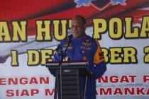 Aktivitas warga normal di Papua pada awal Desember