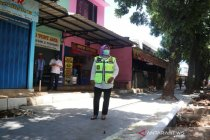 Pedestriam baru di Kabupaten Bogor segera hadir