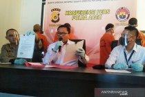 Polda Aceh tangkap tiga pelaku penipuan pembangunan rumah duafa