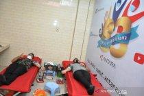 ANTARA Sumut gelar donor darah dan pemeriksaan kesehatan gratis