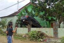 313 warga masih mengungsi terdampak banjir di Deli Serdang