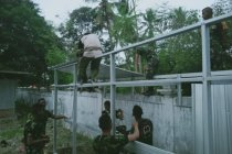 Kodam IX/Udaya kirimkan tim bantu korban terdampak erupsi Lewotolok
