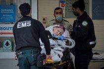 COVID-19 melonjak, California perintahkan warga tinggal di rumah