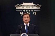 Moon Jae-in minta Biden lanjutkan pembicaraan AS-Korea Utara
