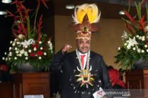 Mendiang anggota DPR Jimmy Demianus akan dimakamkan di TMP Manokwari
