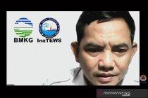 BMKG: Aktivitas gempa dirasakan meningkat, paling banyak di Sulteng