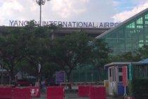 Bandara Yangon Myanmar tutup layanan penerbangan internasional hingga akhir tahun