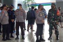 Pasukan khusus TNI tiba di Kota Palu, siap buru pelaku teror Sigi