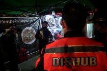 Langgar prokes, Pemkot Bandung bubarkan PKLdan tutup Jalan Dipatiukur