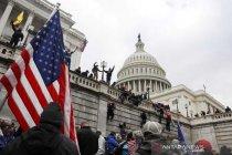Anggota organisasi neo fasis AS ditangkap karena kerusuhan di Capitol