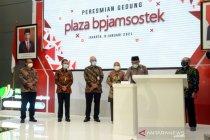 BPJS Ketenagakerjaan catat hasil positif kinerja investasi