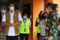 Doni Monardo disiplin jalankan protokol kesehatan menurut staf khusus