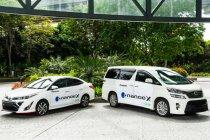 Panasonic nanoe™ X akan Disematkan di GrabCar Premium