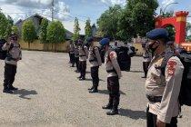 Pascagempa Sulbar Brimob Polda kerahkan pasukan bantu pemulihan