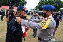 Kapolda pimpin penyambutan personel Operasi Satgas Amole