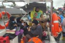Dua kecamatan di Tanah Laut hilang disapu banjir