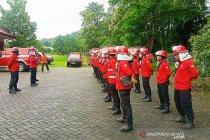 Manggala Agni Daops Sulawesi I turunkan personel ke Sulbar