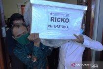 Ricko korban Sriwijaya SJ-182 dimakamkan di TPU Panaikang