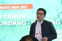Realisasi anggaran 2020 Kementerian Desa 95,57 persen
