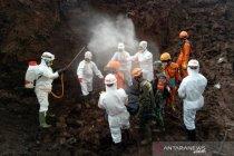 Tim SAR temukan dua korban tambahan longsor Sumedang