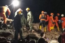 BPBD sebutkan lima orang meninggal akibat longsor di Manado