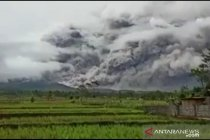 PVMBG imbau masyarakat waspadai potensi bahaya erupsi Semeru