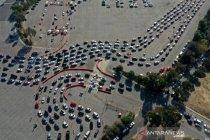 Penghitungan Reuters: Kasus virus corona AS lampaui 25 juta