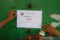GOR Sudirman di Garut disegel gegara langgar protokol kesehatan