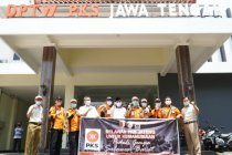 Bantu penanganan pascagempa Sulbar PKS Jateng berangkatkan sukarelawan