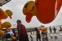 WIsata Pantai Tanjung Kait tetap dibuka untuk pengunjung