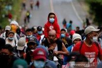 Tentara Guatemala usir pengungsi asal Honduras yang ingin ke AS