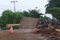 Jembatan Mataraman kembali putus jalur Trans Kalsel-Kaltim lumpuh