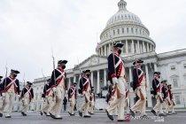 Gladi resik pelantikan presiden terpilih AS Joe Biden