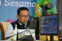Gubernur: Kota Bekasi paling disiplin terapkan protokol kesehatan