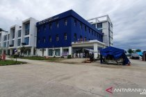 Masjid jadi tempat pengungsian pasien COVID-19 di Sulbar