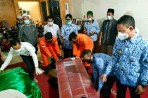 Wako Pontianak sambut kedatangan jenazah Khasanah dan Makrufatul