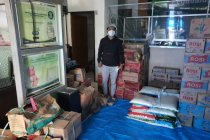 PT Pegadaian Kanwil VI Makassar bantu korban gempa