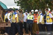 Menteri PUPR minta pembangunan jembatan darurat disegerakan