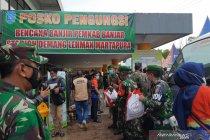 Bantuan presiden disalurkan untuk warga terdampak banjir di Kalsel