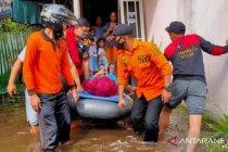 Warga terdampak banjir di Banjarmasin Senin bertambah jadi 51.000 jiwa