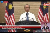 Perdana Menteri Malaysia luncurkan paket bantuan Rp52 Miliar