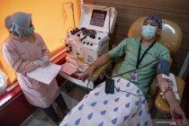 PMI Palembang mulai donorkan plasma darah dari penyintas COVID-19