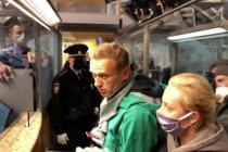 Menlu Jerman tuntut Navalny segera dibebaskan