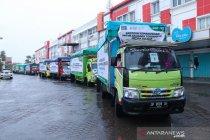 ACT kirim 10 truk bantuan logistik untuk korban gempa Sulbar