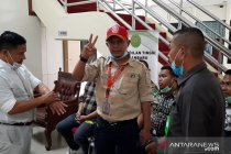 Ferari Riau datangi PT Pekanbaru paksa minta Berkas Acara Sidang