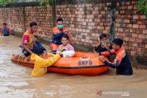 Lima kabupaten di Sumsel nyatakan status siaga bencana banjir-longsor