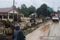 Banjir Hulu Sungai Tengah, 264 rumah hilang, 9 orang meninggal
