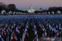 Jelang pelantikan Joe Biden sebagai Presiden Amerika Serikat