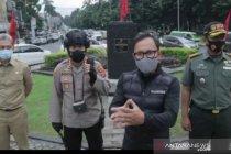 Kota Bogor berlakukan aturan buka tutup di Jalan Sudirman